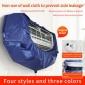 空调防尘防水清洗罩定制 布艺挂式内机通用空调清洗罩批发厂家
