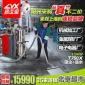 坦龙大功率380v工业吸尘器7.5kW机械制造厂铁屑粉尘大功率吸尘器